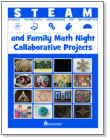 STEAM and Family Math Night Project Bundle image