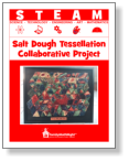 Salt Dough Tessellation image